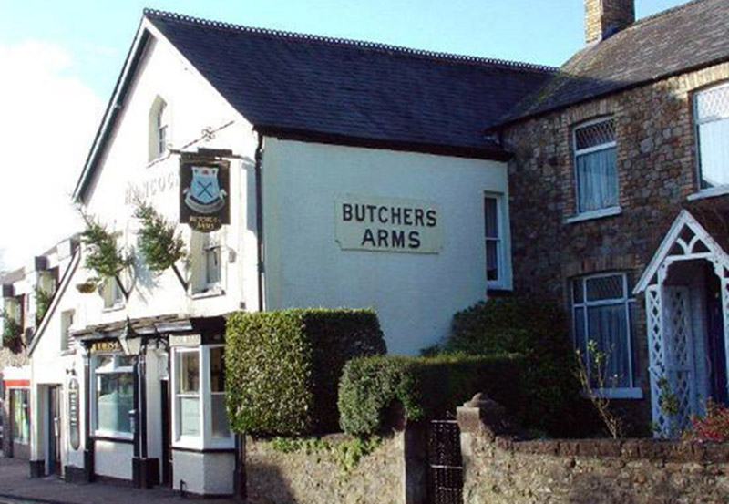 The Butchers Arms Llandaff